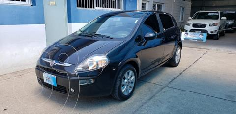 FIAT Punto 5P Attractive Pack Top usado (2013) color Negro precio $849.000