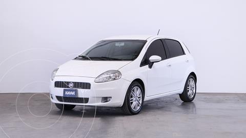 FIAT Punto 5P 1.6 Essence usado (2011) color Blanco Banchisa precio $850.000