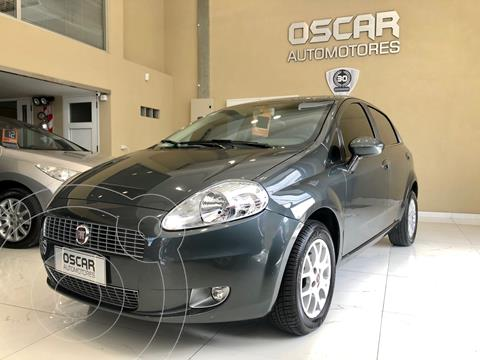 FIAT Punto 5P 1.4 Attractive Pack Top usado (2012) color Gris Scandium precio $749.000