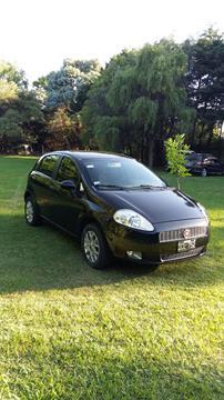 FIAT Punto 5P 1.4 ELX usado (2009) color Negro precio $650.000
