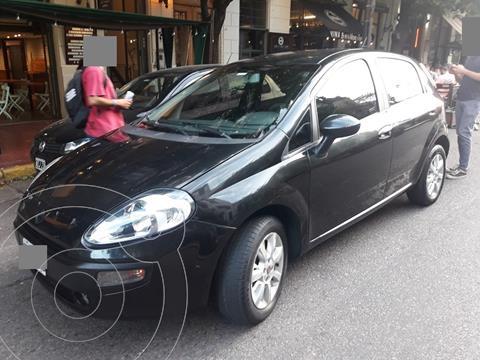 FIAT Punto 5P 1.4 Attractive usado (2013) color Negro Vulcano precio $740.000