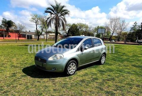 FIAT Punto 5P 1.4 ELX usado (2009) color Gris precio $390.000