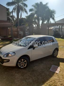 FIAT Punto 5P 1.4 Attractive usado (2014) color Blanco Banchisa precio $548.000