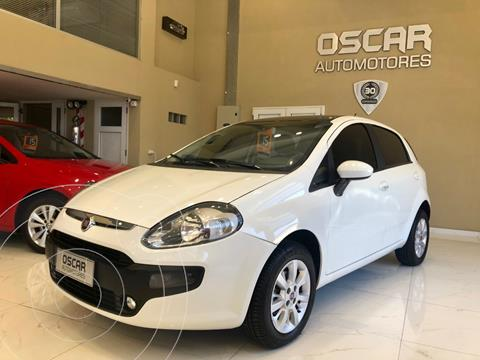 FIAT Punto 5P 1.4 Attractive Pack Top usado (2015) color Blanco Banchisa precio $849.000