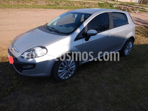 FIAT Punto 5P 1.4 Attractive Pack Top usado (2016) color Gris Scandium precio $890.000