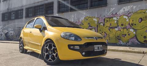 FIAT Punto 5P 1.6 Sporting usado (2013) color Amarillo precio $960.000