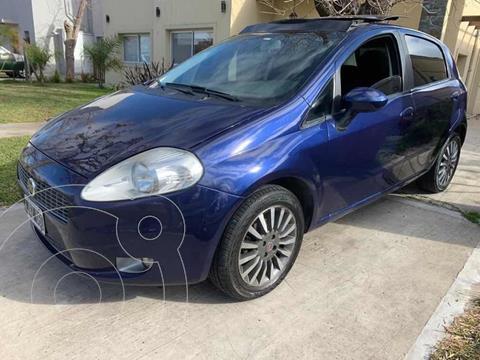 FIAT Punto 5P 1.8 HLX usado (2010) color Azul precio $725.000