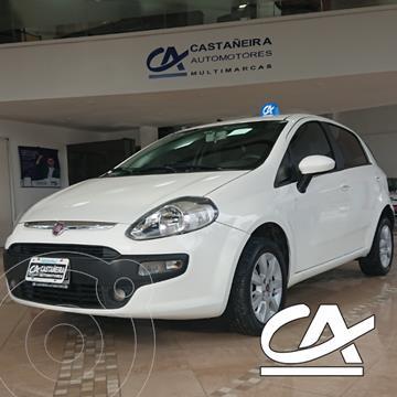 FIAT Punto 5P 1.4 Attractive usado (2013) color Blanco precio $856.000