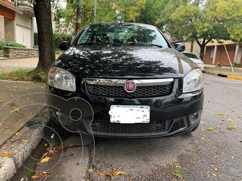 FIAT Siena EL 1.4 usado (2014) color Negro Vulcano precio $745.000
