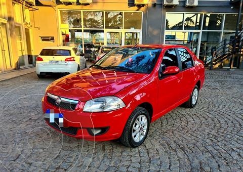 FIAT Siena EL 1.4 usado (2018) color Rojo precio $1.190.000