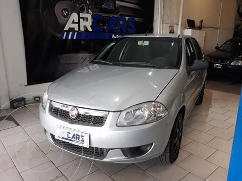 FIAT Siena EL 1.4 usado (2014) color Gris Cromo financiado en cuotas(anticipo $500.000)
