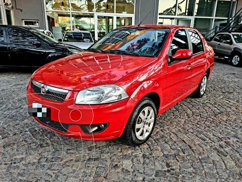 FIAT Siena EL 1.4 Attractive usado (2014) color Rojo precio $900.000