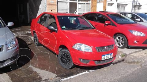 FIAT Siena EL 1.4 usado (2016) color Rojo Alpine precio $610.000