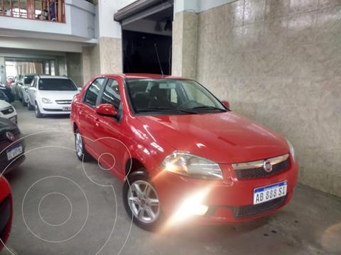 FIAT Siena EL 1.4 usado (2017) color Rojo Alpine precio $810.000