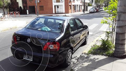 FIAT Siena EL 1.4 usado (2011) color Negro Vulcano precio $550.000