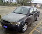 Foto venta carro usado Fiat Siena ELX 1.6 (2002) color Azul precio u$s1.350