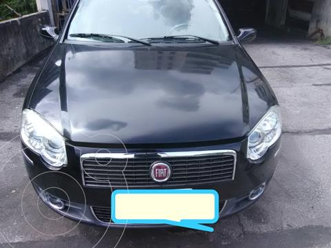 Fiat Siena EXL 1.4L usado (2010) color Negro precio u$s4.200