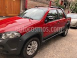 Foto venta Auto usado Fiat Strada Adventure 1.6 (2013) color Rojo precio $330.000