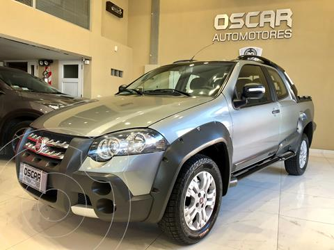 FIAT Strada Adventure 1.6 Cabina Doble usado (2011) color Gris Scandium precio $819.000