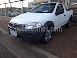 Foto venta Auto usado Fiat Strada Trekking 1.4 color Blanco precio $329.900