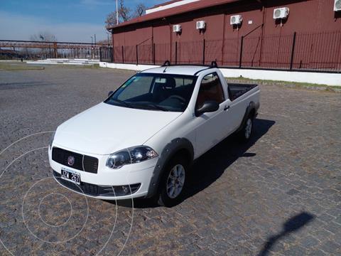 FIAT Strada Trekking 1.4 Cabina Simple usado (2011) color Blanco precio $1.000.000