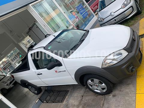 FIAT Strada Working 1.3 Cabina Simple Fire usado (2015) color Blanco precio $590.000