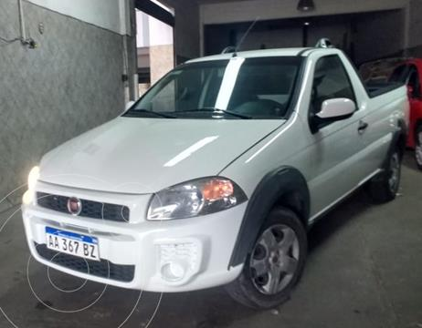 FIAT Strada Working 1.4 Cabina Simple usado (2016) color Blanco Banquise precio $810.000