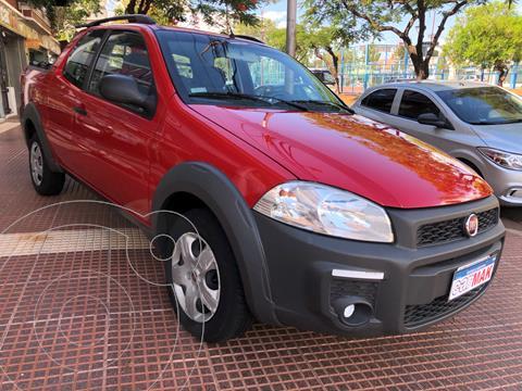 foto FIAT Strada Working 1.4 Cabina Doble 3 Puertas usado (2014) color Rojo precio $1.159.990