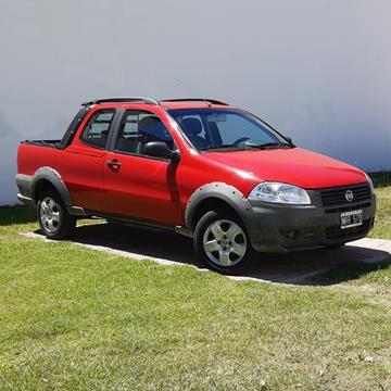 FIAT Strada Working 1.4 usado (2014) color Rojo precio $1.000.000