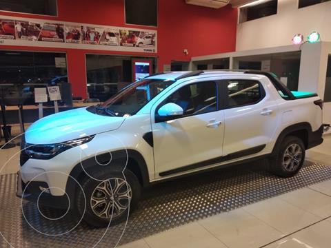 FIAT Strada Volcano Cabina Doble 1.3 Firefly nuevo color Blanco precio $3.700.000