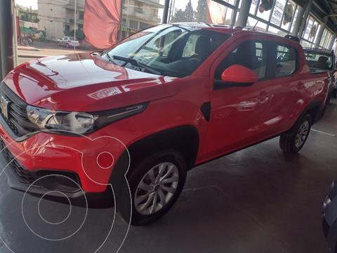 FIAT Strada Endurance Cabina Doble 1.4 Firefly nuevo color Rojo financiado en cuotas(anticipo $362.000 cuotas desde $21.500)