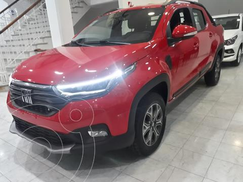 FIAT Strada Volcano Cabina Doble 1.3 Firefly nuevo color Rojo financiado en cuotas(anticipo $700.000 cuotas desde $33.000)