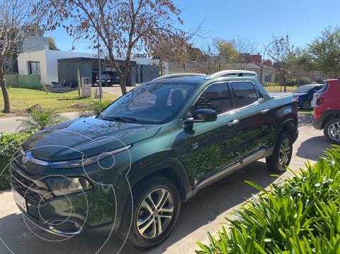 FIAT Toro 2.0 TDi Volcano 4x4 CD Aut Pack Premium usado (2018) color Verde Oscuro precio $3.000.000