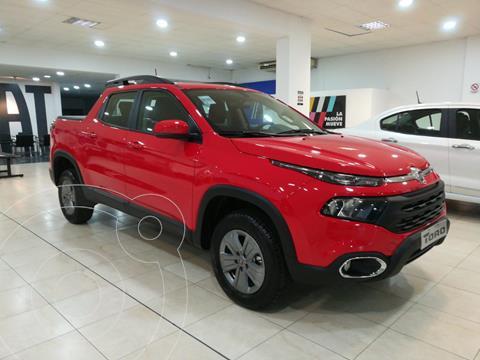 FIAT Toro 1.8 Freedom 4x2 CD Aut nuevo color Rojo financiado en cuotas(anticipo $800.000 cuotas desde $40.000)