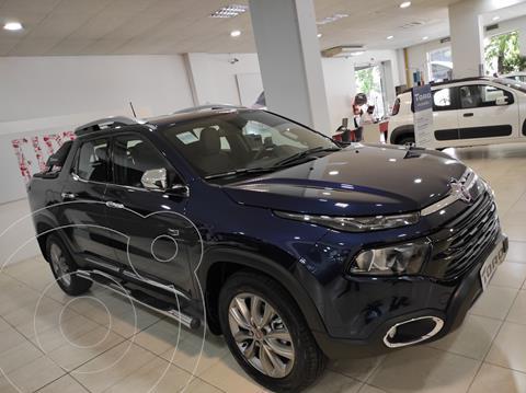FIAT Toro 2.0 TDi Ranch 4x4 CD Aut usado (2021) color Azul precio $3.000.000