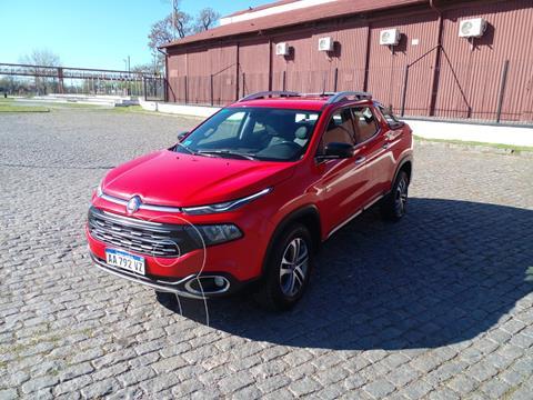 FIAT Toro 2.0 TDi Volcano 4x4 CD Aut usado (2017) color Rojo precio $3.250.000
