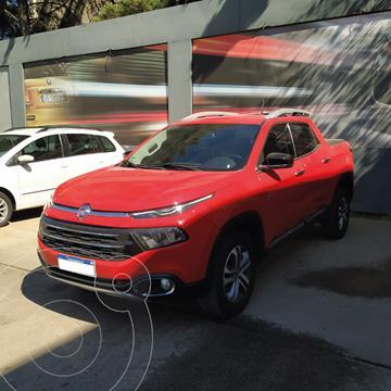 FIAT Toro 2.0 TDi Volcano 4x4 CD Aut usado (2017) color Rojo precio $3.320.000