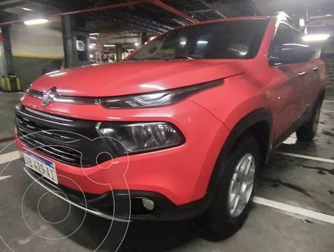 FIAT Toro 2.0 TDi Freedom 4x2 CD usado (2017) color Rojo precio $2.460.000