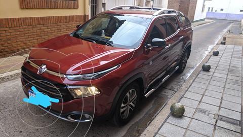 FIAT Toro 2.0 TDi Volcano 4x4 CD Aut Pack Premium usado (2018) color Rojo Obscuro precio $3.600.000