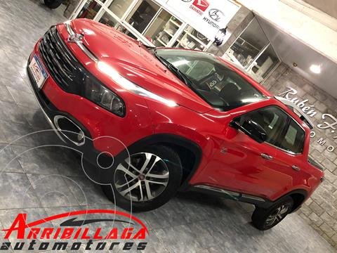 FIAT Toro 2.0 TDi Volcano 4x4 CD Aut usado (2018) color Rojo precio $3.300.000