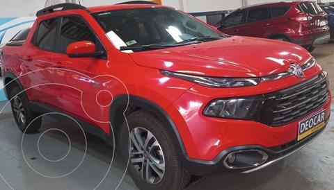 FIAT Toro 2.0tdi Freedom  4x4 usado (2017) color Rojo precio $3.300.000