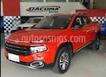 Foto venta Auto usado Fiat Toro Volcano 4x4 CD Aut color Rojo