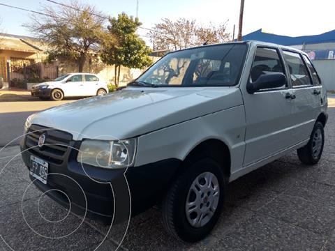 FIAT Uno Fire 5P usado (2010) color Blanco precio $580.000
