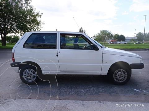 FIAT Uno Fire 5P Way usado (2012) color Blanco Banchisa precio $450.000