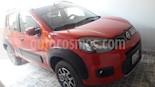 Fiat Uno Way  1.4L Plus  usado (2017) color Rojo precio u$s8,400