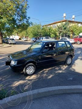 FIAT Uno 5P 1.4 Fire Evo Way usado (2014) color Negro Vulcano precio $575.000
