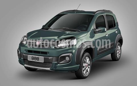 foto FIAT Uno 5P 1.3 Way nuevo color Gris Scandium precio $950.000