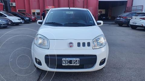FIAT Uno 5P 1.4 Attractive usado (2014) color Blanco precio $820.000