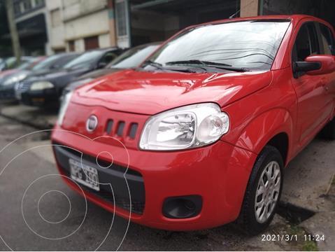 FIAT Uno 5P 1.4 Attractive usado (2014) color Rojo Alpine precio $530.000