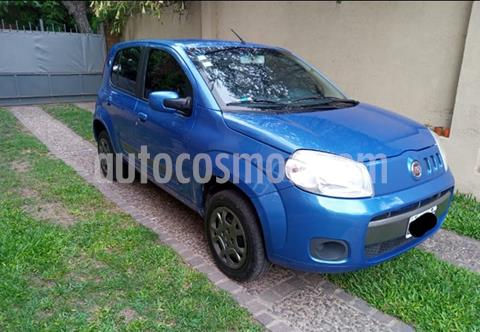 foto FIAT Uno 5P 1.4 Fire Evo Way usado (2011) color Azul Búzios precio $490.000